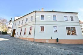 Prodej, nájemní dům, Písek, ul. Kocínova