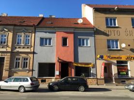 Pronájem, obchodní prostory, 266 m2, Tábor, ul. Budějovická