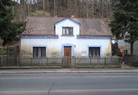 Prodej, rodinný dům, 5+1, Děčín, ul. Teplická
