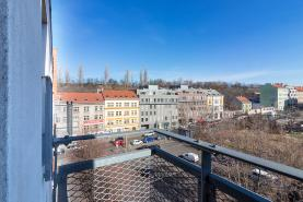 Výhled (Prodej, byt 1+kk, 27m2, OV, Praha 3, Žižkov), foto 4/16