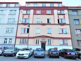 Prodej, byt 3+1, 91 m2, Pardubice, ul. U Husova sboru