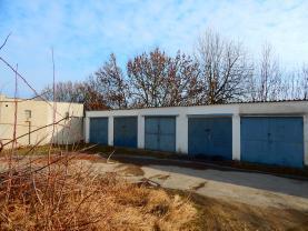 Prodej, garáž, 18 m2, Plzeň