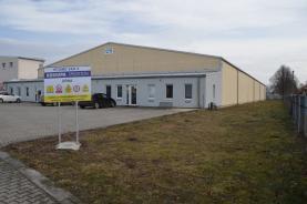 Skladovací hala s kancelářemi (Pronájem, skladovací prostor, 2850 m², Luštěnice), foto 2/5