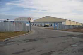Pronájem, skladovací prostor, 2700 m², Luštěnice, rampa