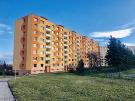 Prodej, byt 3+1, 68 m2, DV, Chomutov, ul. Jirkovská