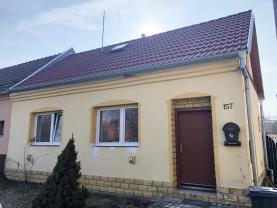 Prodej, rodinný dům 1+1, 43 m2, Horní Němčí