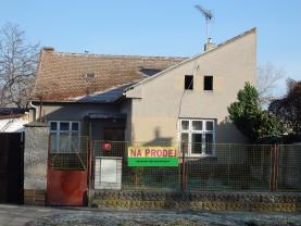 Prodej, rodinný dům 3+1, 1090 m2, Poděbrady, ul. Husova