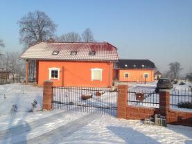 Pronájem, rodinný dům 6+kk, 1600 m2, Orlová - Lutyně