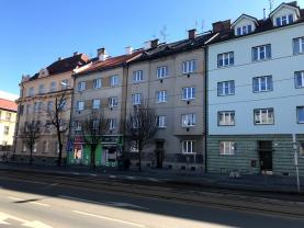 Prodej, nájemní dům, 768 m2, Klatovská třída