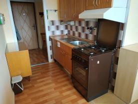 Pronájem, byt 1+1, Karviná - Ráj, ul. Borovského