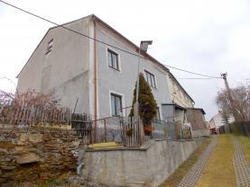 Prodej, rodinný dům 4+1, 210 m2, Toužim, ul. Vodní