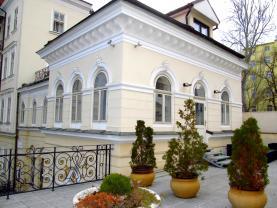 Pronájem, atypický byt, 5+kk, Praha, 234 m2, ul. Mezibranská
