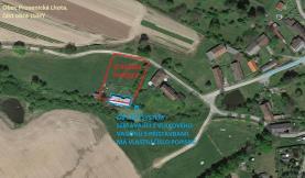Prodej, stavební pozemek, 2494 m2, Prosenická Lhota