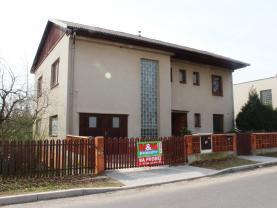 Prodej, rodinný dům, Milevsko, ul. Sibiřská