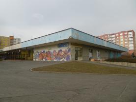Pronájem, prodejna 108 m2, Chomutov, ul. Písečná