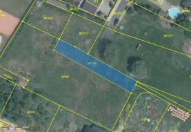 Prodej, pozemek, 619 m2, Dobroměřice