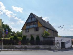 Prodej, rodinný dům, Ústí nad Labem, ul. Kubelíkova