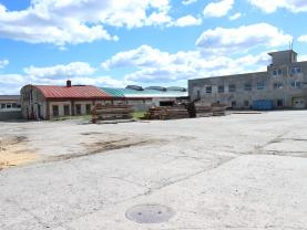 Prodej, pozemek 7521 m2, Chrast
