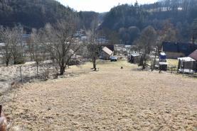 Prodej, pozemek, 928 m2, Český Krumlov