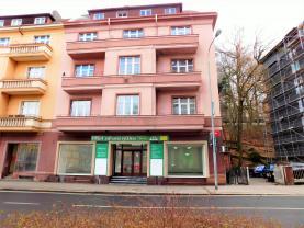 Pronájem, obchod a služby, 120 m2, Karlovy Vary, ul. Vítězná