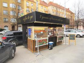 Prodej, stánek, 16 m2, Brno - Královo pole