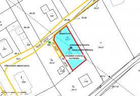 Prodej, stavební pozemek, 728 m2, Kařez