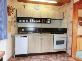 Kuchyň (Prodej, chata, 52 m2, Radošov), foto 3/20