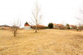 Prodej, stavební parcela, 2039 m2, Líně