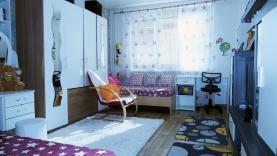 Flat 3+1, 73 m2, Karlovy Vary, Nejdek, sídliště 9. května