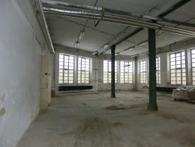 Pronájem, komerční prostor, 851 m2, Ústí nad Orlicí