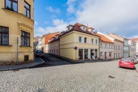 Prodej, atypický byt, 155 m2, Litoměřice, Dómská, I.NP