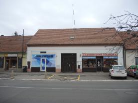 Pronájem, obchod, 72 m2, Sadská