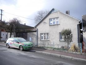 Prodej, rodinný dům 3+1, 464 m2, Spálov