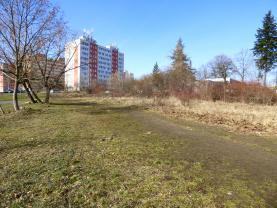 Pronájem, pozemek 2154 m2, Horní Počernice