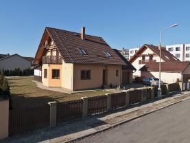 Prodej, rodinný dům 6+1, Příbram, ul. Hanuše Jelínka