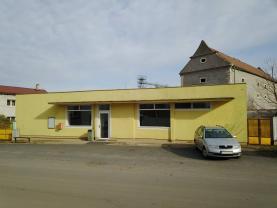 Prodej, obchodní objekt, 788 m2, Pečky - Velké Chvalovice