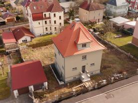 Prodej, rodinný dům, 286 m2, Karlovy Vary, ul. Štúrova