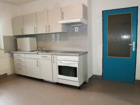 Pronájem, byt 2+1, 67 m2, Makov u Jistebnice