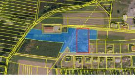 Prodej, stavební pozemek, 1610 m2, Morkovice - Slížany