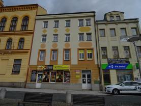 Prodej, nájemní domy, Jablonec nad Nisou, Dolní náměstí