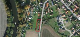 (Prodej, pozemek, 1543 m2, Dříteč), foto 3/8