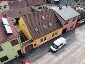 Prodej, rodinný dům, Jindřichův Hradec, ul. Novákova