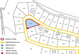 Prodej, pozemek, 1031 m2, Lochovice