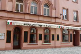 Pronájem, restaurace, 100 m2, Cheb, ul. Svobody