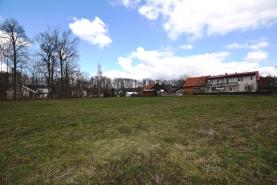 Prodej, stavební pozemek, 939 m2, Kvasiny
