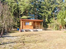 Prodej, chata, 365 m2, Mladá Vožice - Noskov