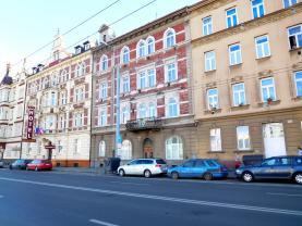 Pronájem, byt 1+1, 50 m2, Plzeň, ul. Borská