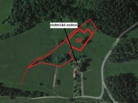 Prodej, stavební pozemek, 8226 m2, Malá Bystřice