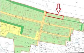 Prodej, stavební pozemek, 1.200 m2, Třeboň, Břilice