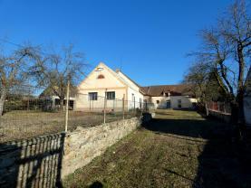 Prodej, chalupa, 1489 m2, Horaždovice - Komušín